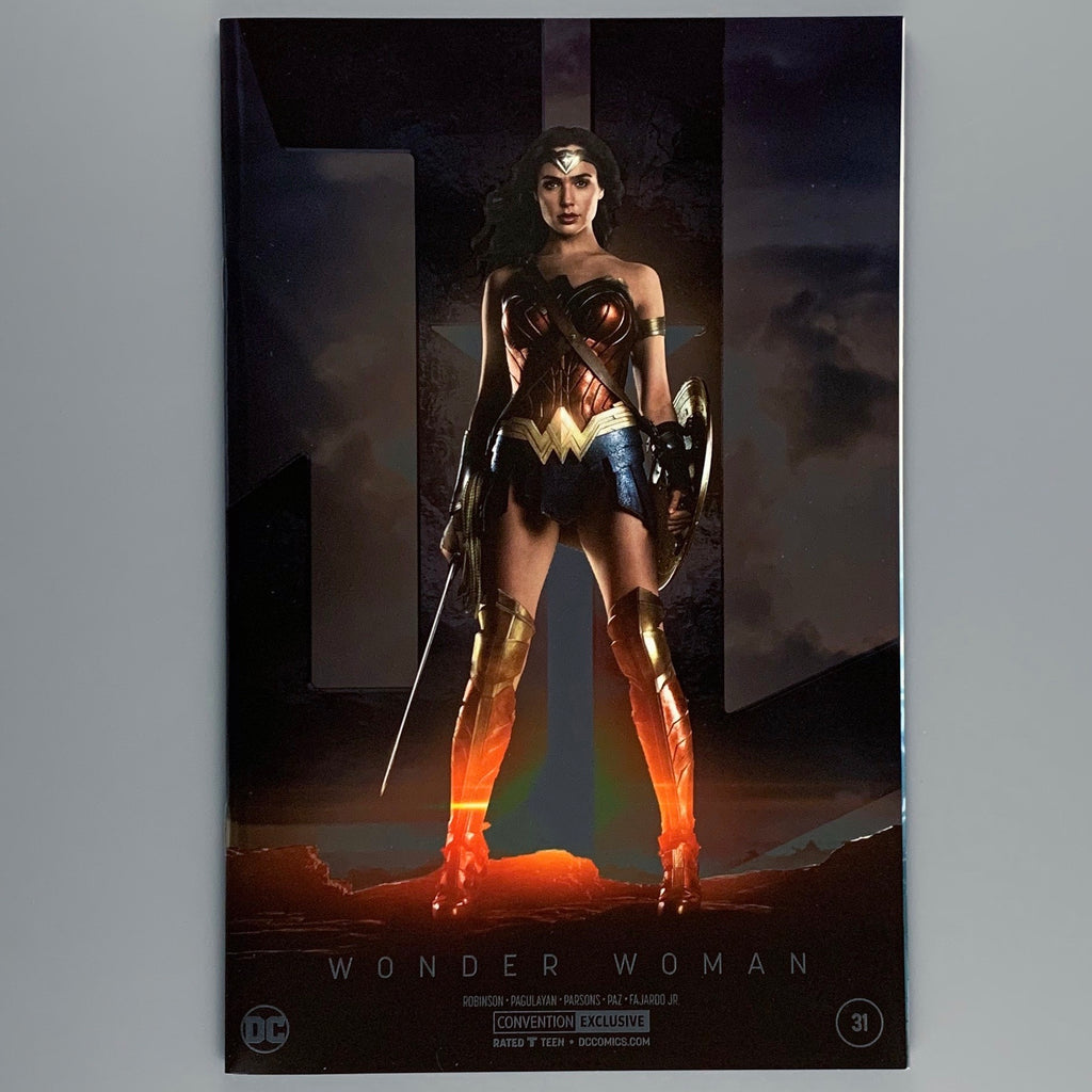 Wonder Woman 31 - NYCC Foil Exclusive