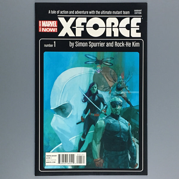 X-Force 1 - Phil Noto Variant