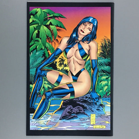 Homage Studios Swimsuit Special 1