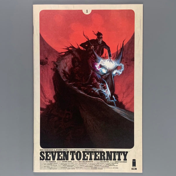 Seven to Eternity 1 - Cover C