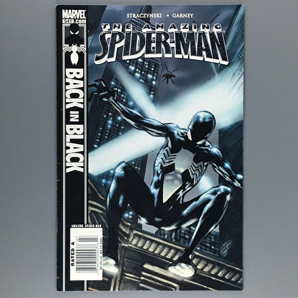 Amazing Spider-Man #541 - Newsstand Variant