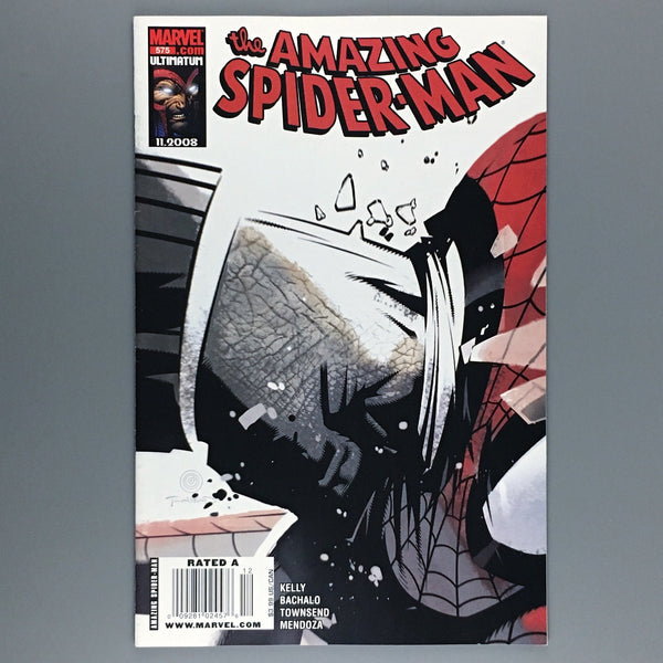 Amazing Spider-Man 575 - Newsstand Variant