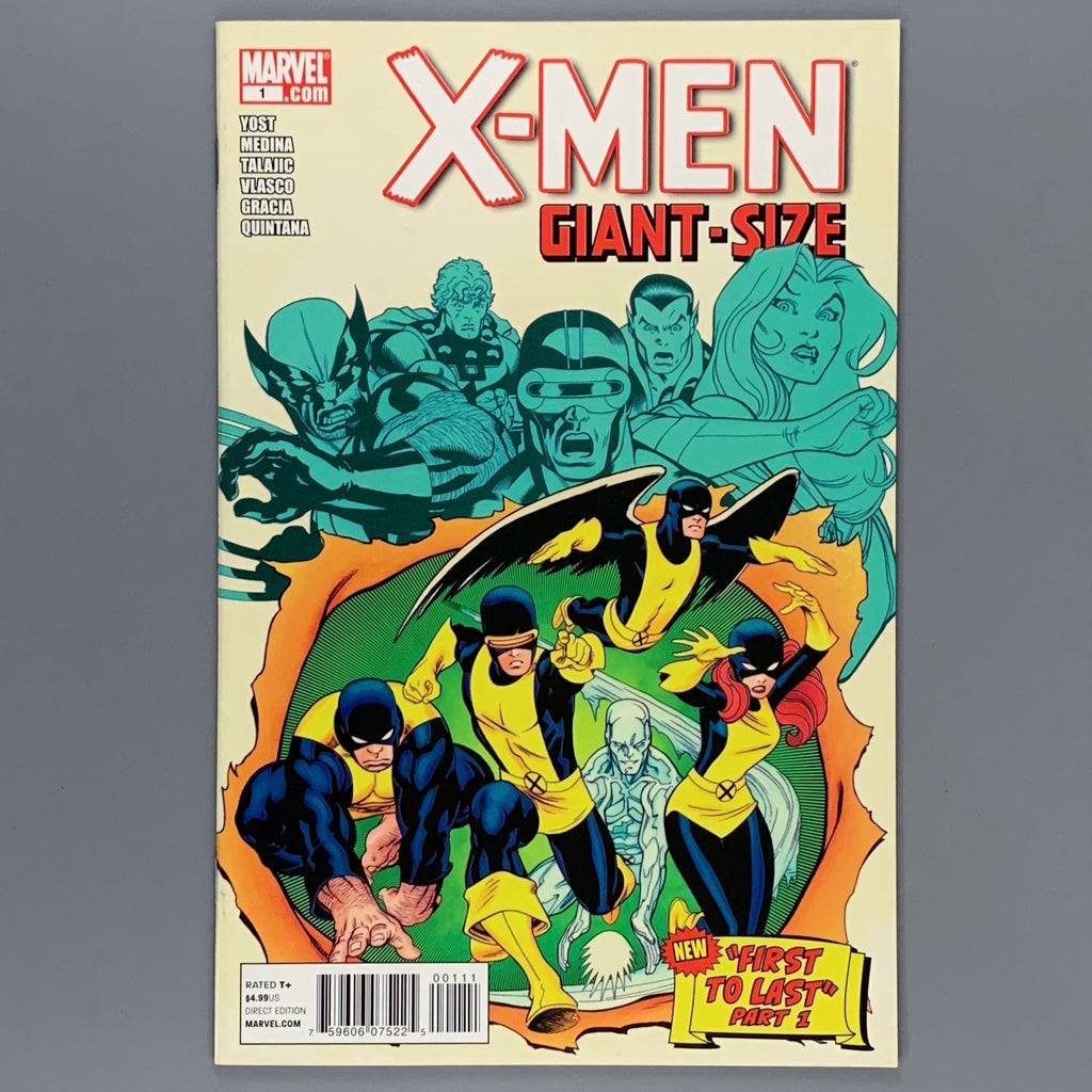 X-Men Giant Size 1 (2010)