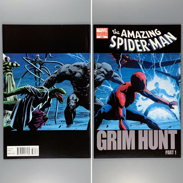 Amazing Spider-Man 634 - 2nd Print