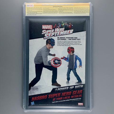 Edge of Spider-Verse 2 - CGC 9.8 - Signature Series