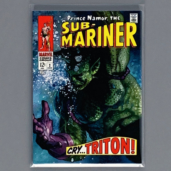What If? Marvel Masterpiece 2018 - Triton WI-13