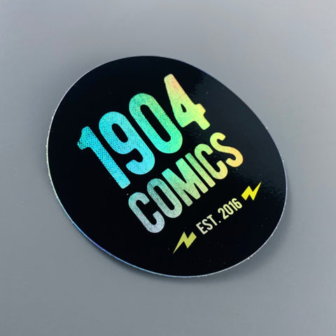1904 Comics - Series 2 Holofoil Sticker