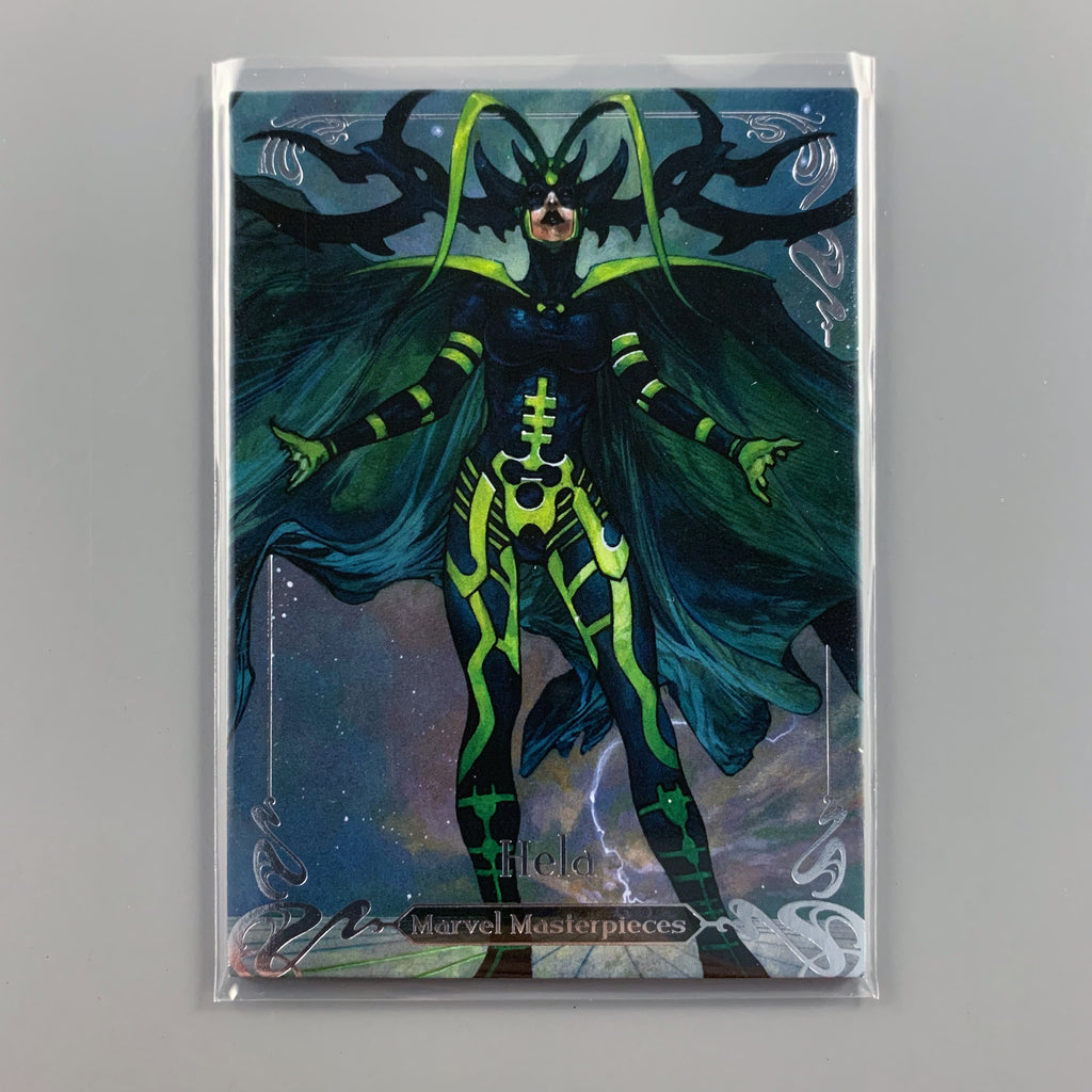 Marvel Masterpiece 2018 - 21 Hela