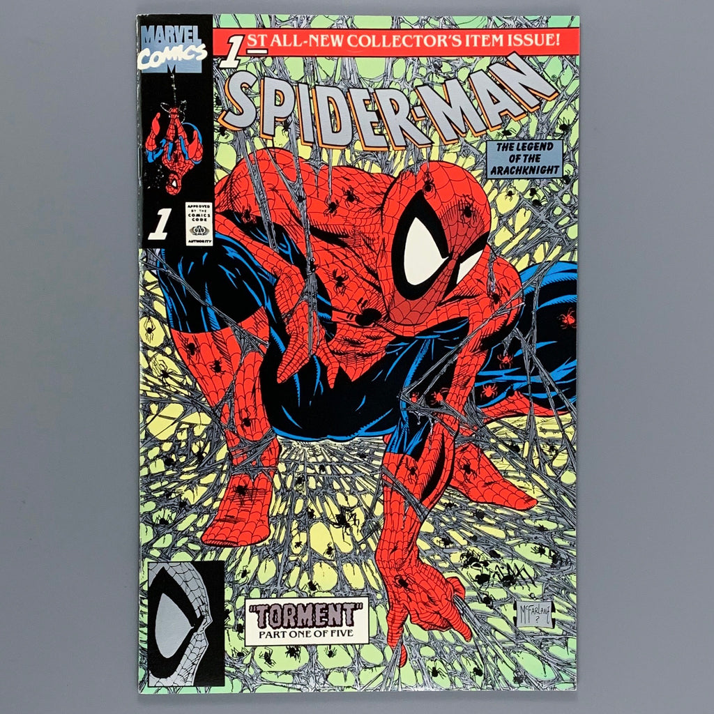 Spider-Man 1 - Platinum