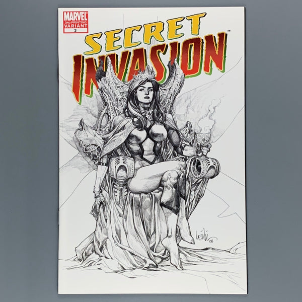 Secret Invasion 3 -  3rd print