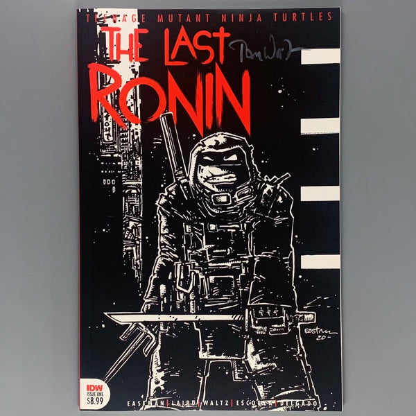 Teenage Mutant Ninja Turtles The Last Ronin 1 - Eastman Cover