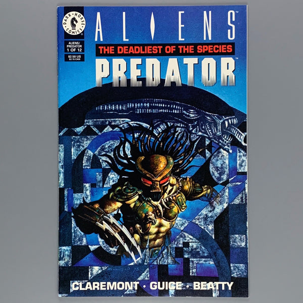 Aliens/Predator: the Deadliest of the Species 1