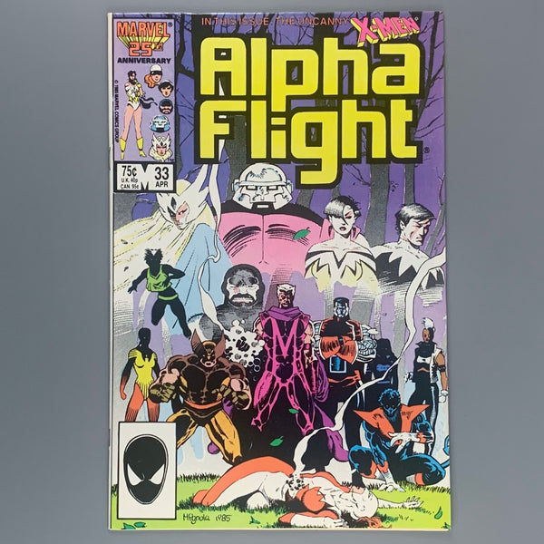 Alpha Flight 33
