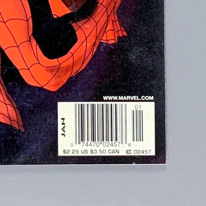 Amazing Spider-Man 37 478 - Newsstand Variant