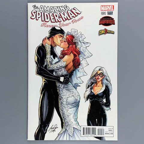 Amazing Spider-Man Renew Your Vows 4 - Siya Oum Variant