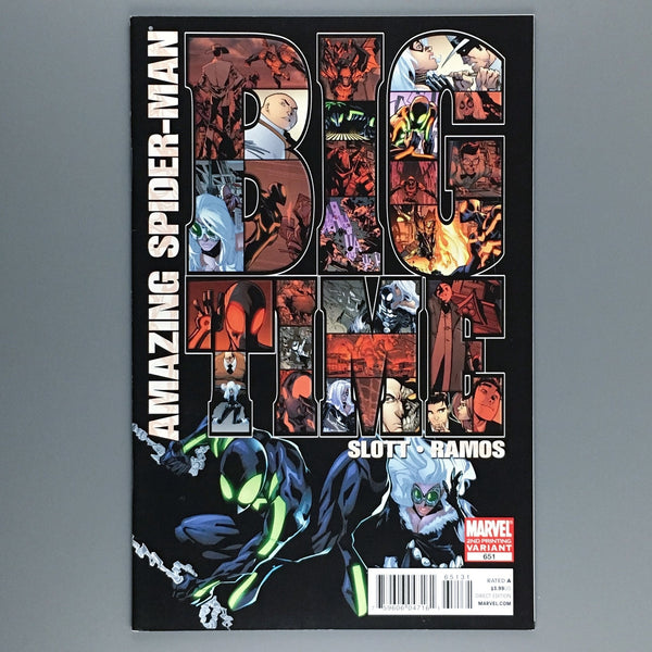 Amazing Spider-Man 651 - 2nd Print