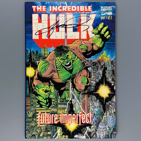 Incredible Hulk Future Imperfect 1 2 - Signed - First Print Set