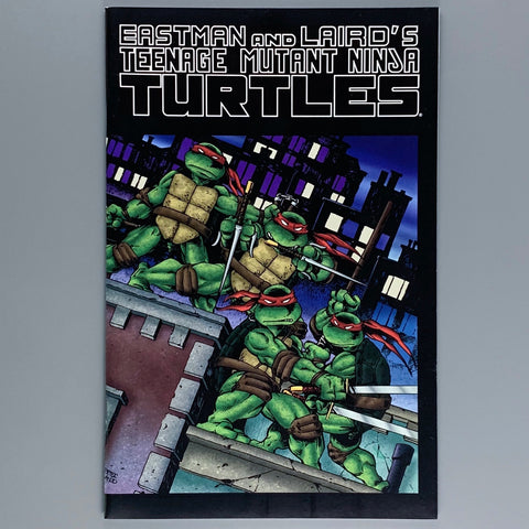 Teenage Mutant Ninja Turtles 1 (2009) - Recalled Variant