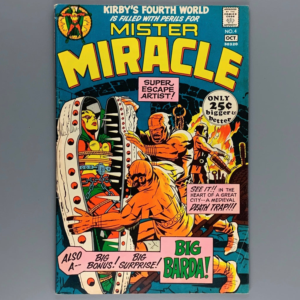 Mister Miracle 4