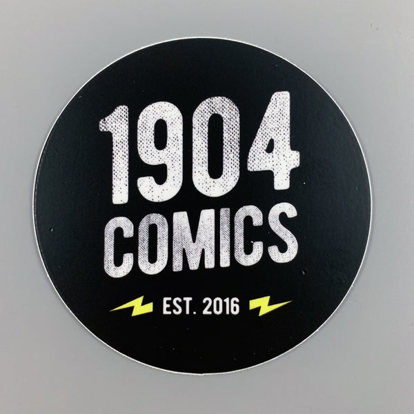 1904 Comics - Series 1 Vinyl Sticker