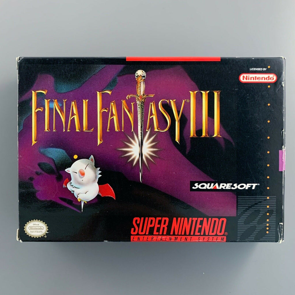 SNES Final Fantasy III