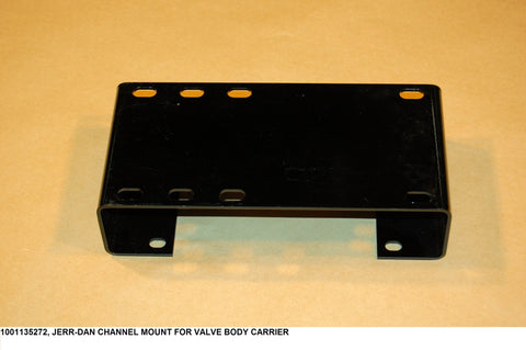 Channel Mount For Valve Body Carrier