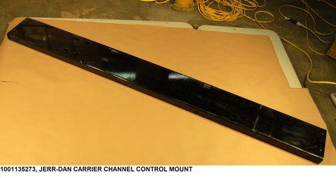 Carrier Channel Control Mount