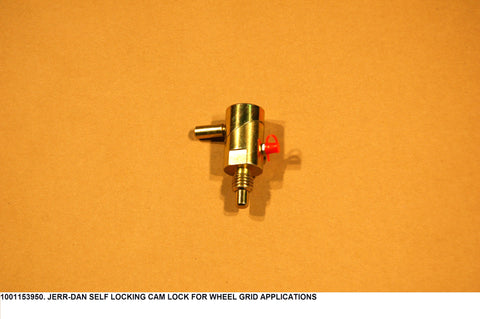 Self Locking Cam Lock For Wheel Grid Applications