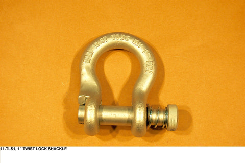 "1"" Twist Lock Shackle"