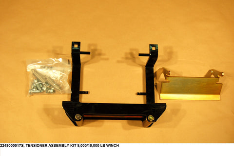Tensioner  Assembly Kit 8,000/10,000 lb Winch