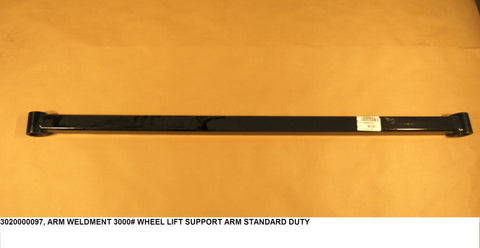 Arm Weldment 3000# Wheel Lift Support Arm Standard Duty
