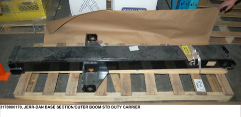Base Section/Outer Boom Std Duty Carrier