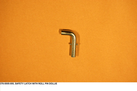 Safetly Latch With Roll Pin Dolly