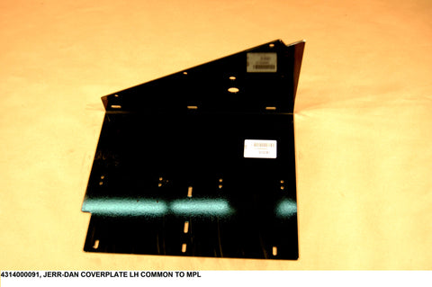 Coverplate Lh Common To Mpl