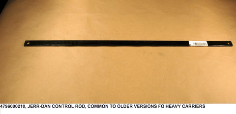 Control Rod, Common To Older Versions Of Heavy Carriers