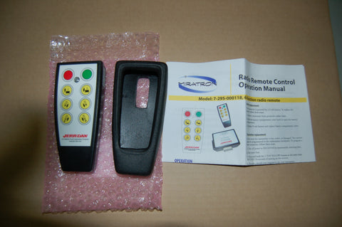 6 FUNCTION REMOTE FOR SRS  SUPERCEDES TO PN: 70051477