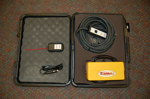 TOWMATE SCENE HOSE WARNING KIT WITH CASE AND PERSONAL SAFETY DEVICE  PN: TM-SAS-RC