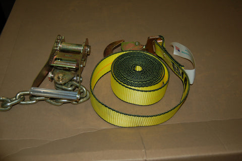CAR CARRIER TIE DOWN w/D-RINGS KIT