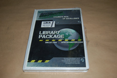 BA PRODUCTS WRECKER MASTER LIBRARY PACKAGE