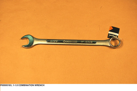 "1"" - 1 1/2"" Combination Wrench"