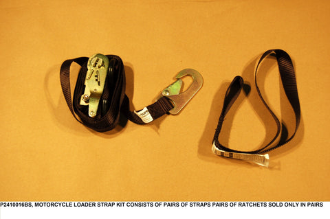 Motorcycle Loader Strap