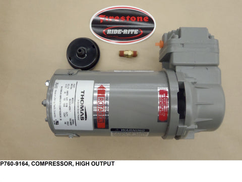Compressor, High Output