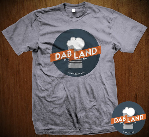 DAB.LAND T-SHIRT (S-XL)