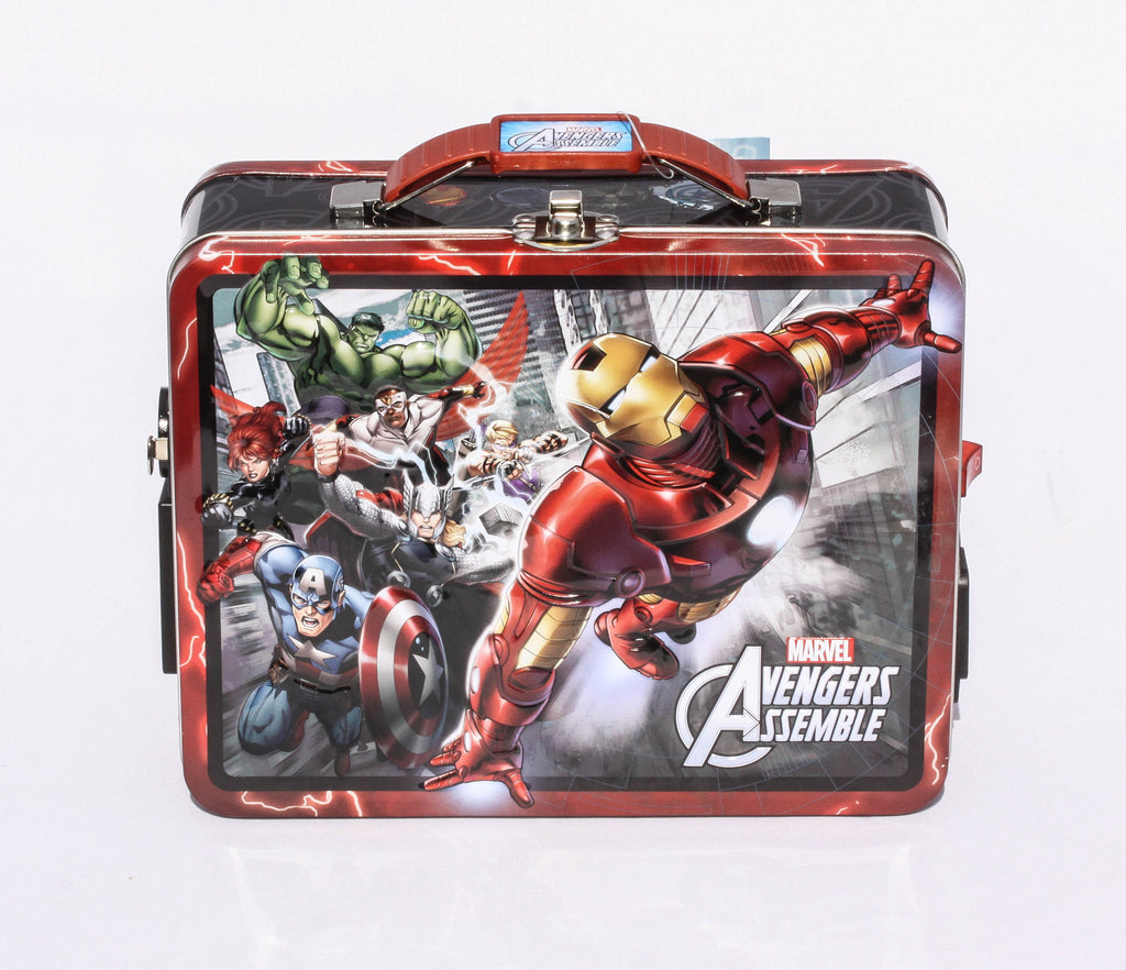 AVENGERS RED NAIL BOX