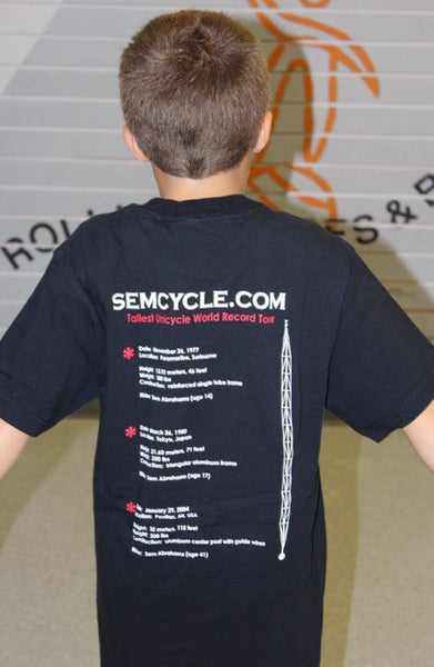 Tallest Unicycle T-Shirt