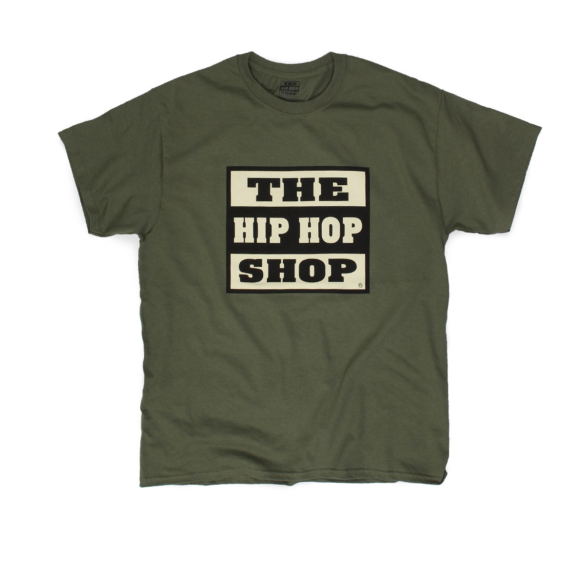 The Hip Hop Shop Classic Logo T-Shirt
