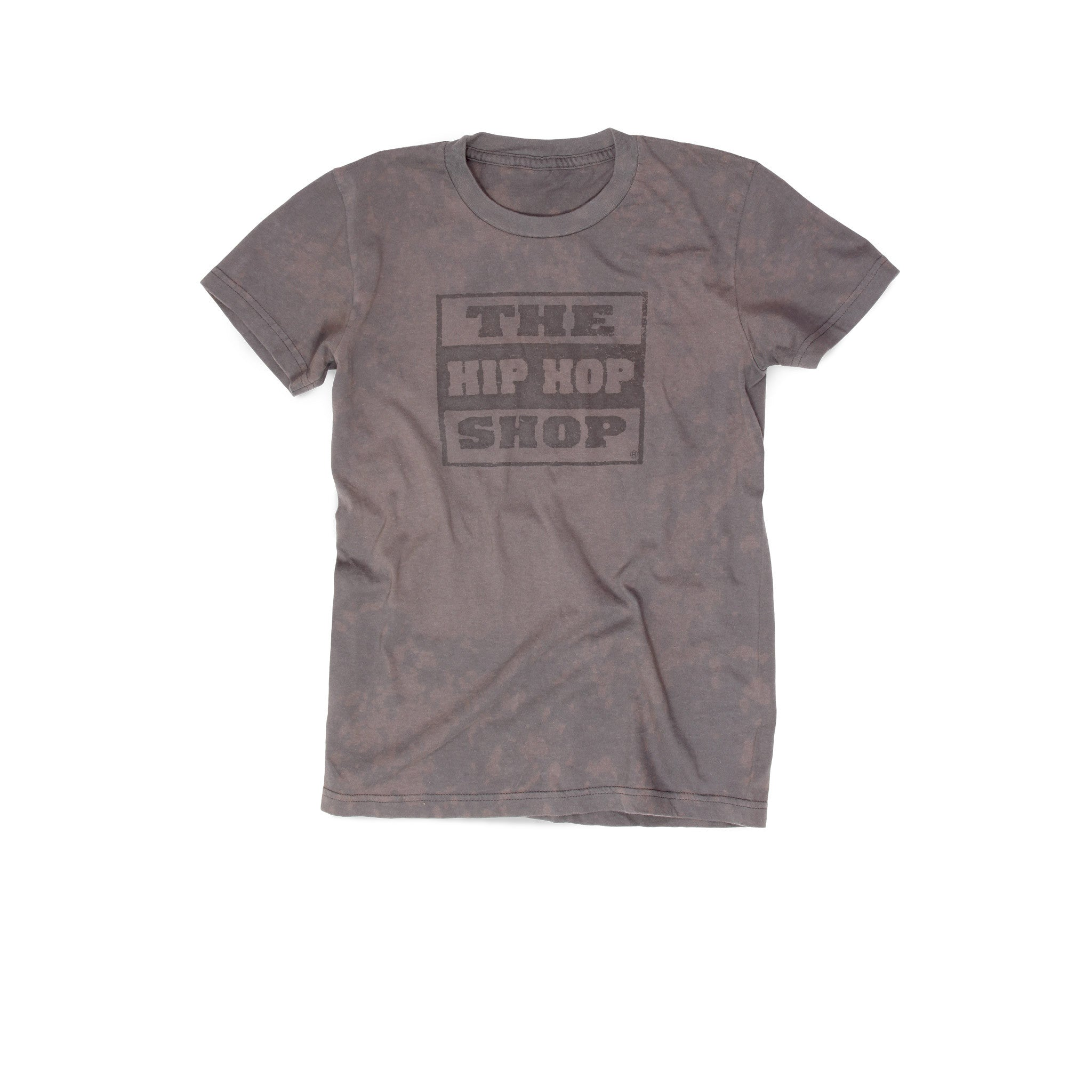 The Hip Hop Shop women's gray vintage wash t-Shirt