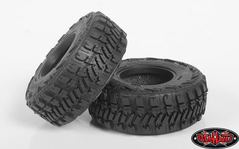 "ZT0161 RC4WD Goodyear Wrangler MT/R 1.0"" Micro Scale Tires"