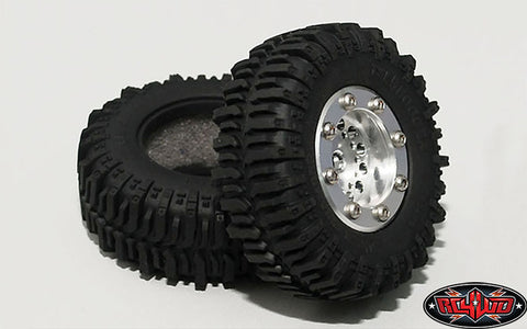"RC4WD INTERCO SUPER SWAMPER TSL/BOGGER 1.0"" MICRO CRAWLER TIRES"
