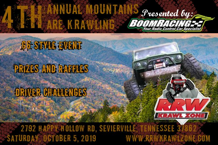 4th Annual Mountains are Krawling